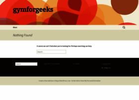 gymforgeeks.wordpress.com