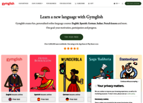 gymglish.com