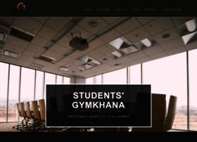 gymkhana.iiita.ac.in