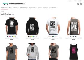 gymmotivation.spreadshirt.com
