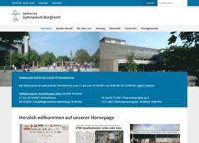 gymnasium-borghorst.de