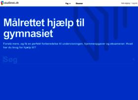 gymnoter.dk