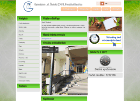gympb.edupage.org