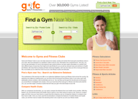 gymsandfitnessclubs.com