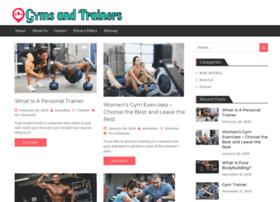 gymsandtrainers.com