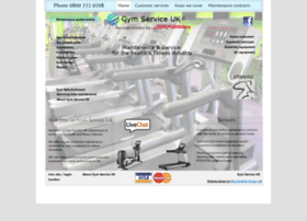 gymservice.co.uk