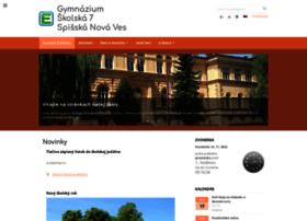 gymsnv.edupage.org