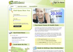 gymticket.com
