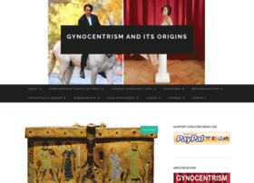 gynocentrism.com