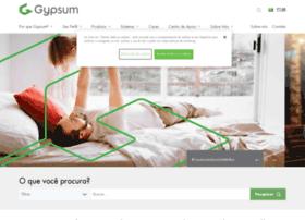 gypsum.com.br
