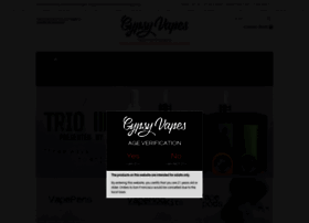 gypsyvapes.com