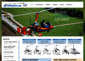 gyrokopter.se