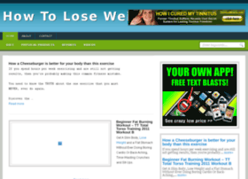 h0wtoloseweight.org