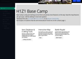 h1z1basecamp.com