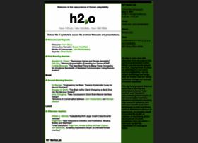 h20.media.mit.edu