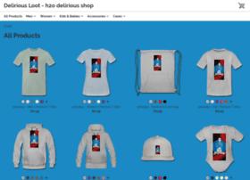 h2odelirious.spreadshirt.com