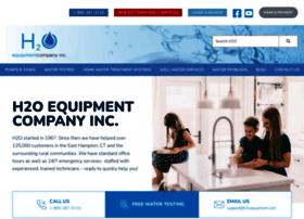 h2oequipment.com