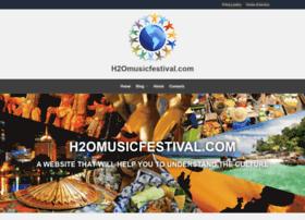 h2omusicfestival.com