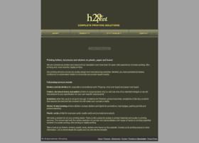 h2oprinting.com