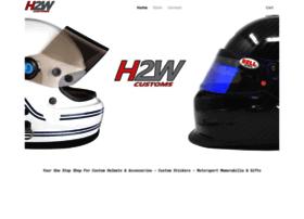 h2wcustoms.com