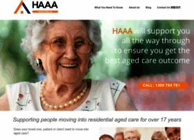 haaa.com.au