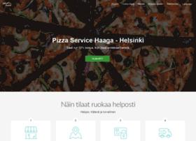 haaga.pizzaservice.fi