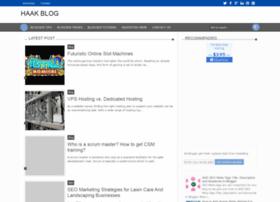 haakblog.com