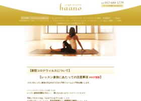 haano-yoga.com