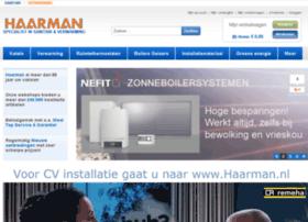 haarmanverwarming.nl
