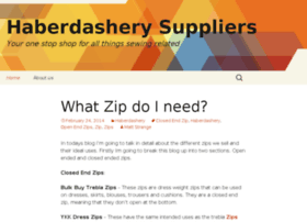 haberdasherysuppliers.co.uk
