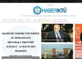 haberktu.com