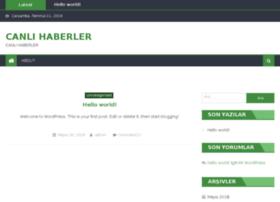 haberlercanli.com