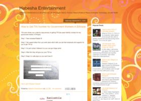 habeshaentertainment.blogspot.com