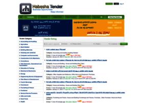 habeshatender.com