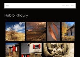 habibkhoury.com