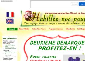habillezvospoupees.com