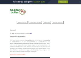 habitat-bulles.com