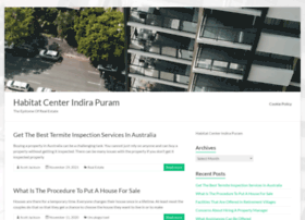 habitatcenterindirapuram.com