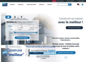 habitatconcept-fr.com
