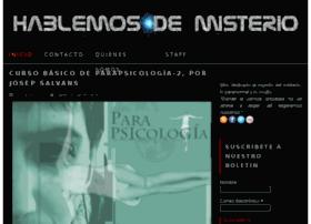 hablemosdemisterio.com