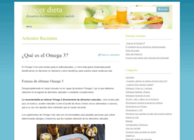 hacerdieta.com