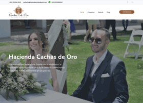 haciendacachasdeoro.com