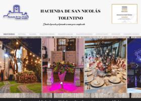 haciendadesannicolas.com.mx