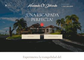 haciendaeljibarito.com