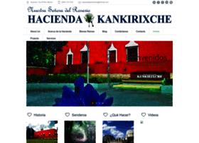 haciendakankirixche.com