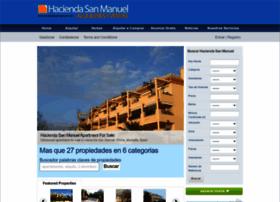 haciendasanmanuel.com