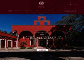 haciendasantacruz.com