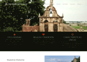 haciendasantalucia.com.mx