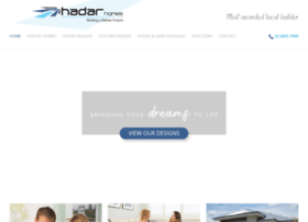 hadar.com.au