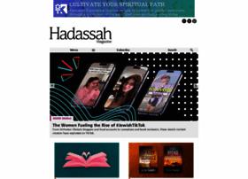hadassahmagazine.org
